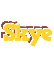 Skye hotcup logo