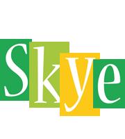 Skye lemonade logo