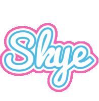 Skye outdoors logo