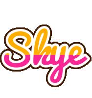 Skye smoothie logo