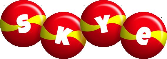 Skye spain logo