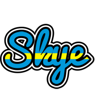 Skye sweden logo