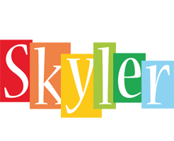 Skyler colors logo