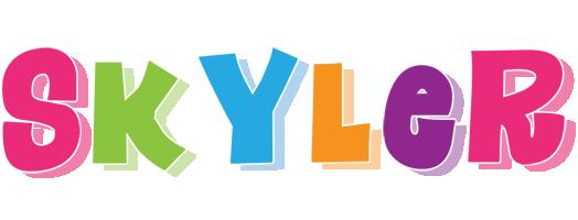 Skyler friday logo