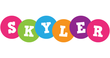 Skyler friends logo