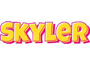 Skyler kaboom logo