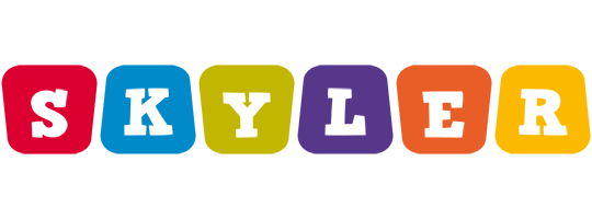 Skyler kiddo logo