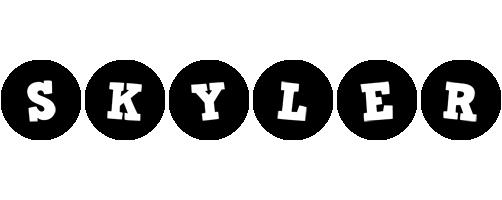 Skyler tools logo