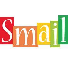 Smail colors logo