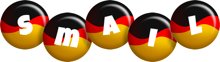 Smail german logo
