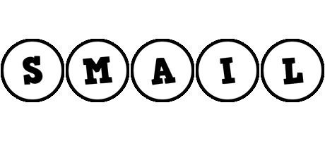 Smail handy logo