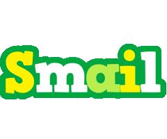 Smail soccer logo