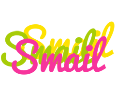 Smail sweets logo