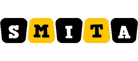 Smita boots logo