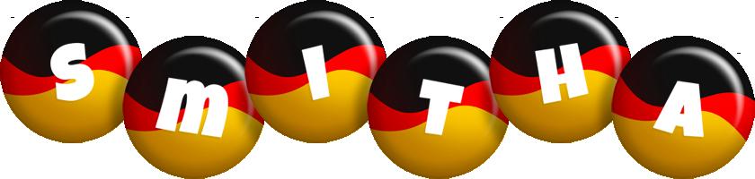 Smitha german logo