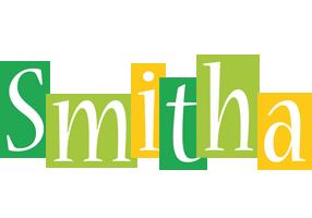 Smitha lemonade logo