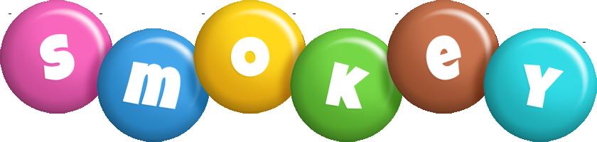 Smokey candy logo