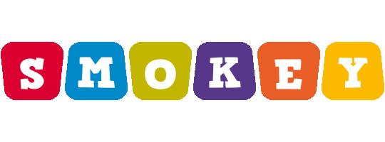 Smokey daycare logo