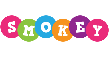 Smokey friends logo