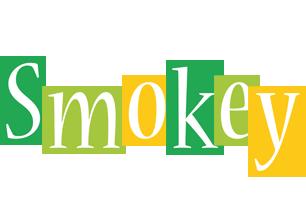 Smokey lemonade logo