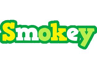 Smokey soccer logo