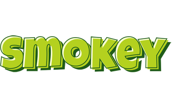 Smokey summer logo