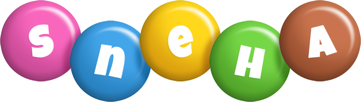 Sneha candy logo