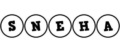 Sneha handy logo
