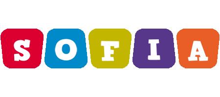 Sofia kiddo logo