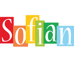 Sofian colors logo