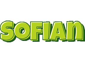 Sofian summer logo