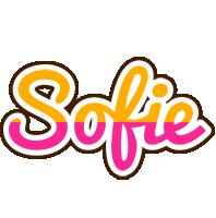 Sofie smoothie logo