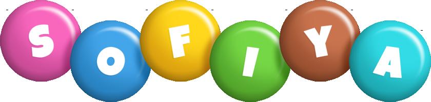 Sofiya candy logo