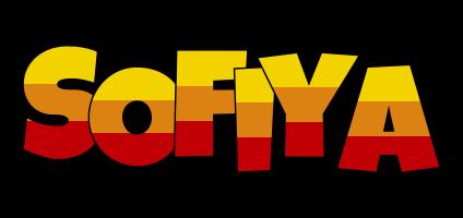 Sofiya jungle logo