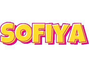 Sofiya kaboom logo