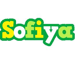 Sofiya soccer logo
