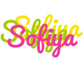 Sofiya sweets logo