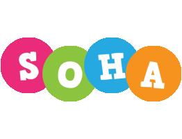 Soha friends logo