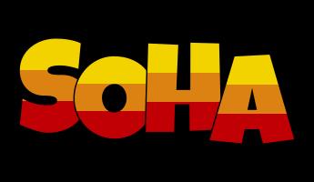 Soha jungle logo