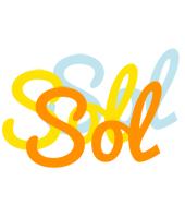 Sol energy logo