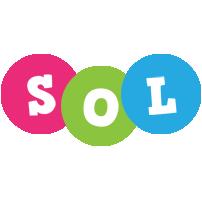 Sol friends logo