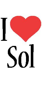 Sol i-love logo