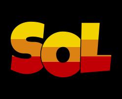 Sol jungle logo