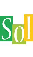 Sol lemonade logo