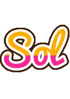 Sol smoothie logo