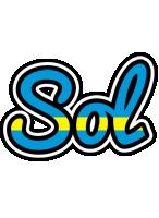 Sol sweden logo