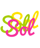 Sol sweets logo
