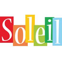 Soleil colors logo