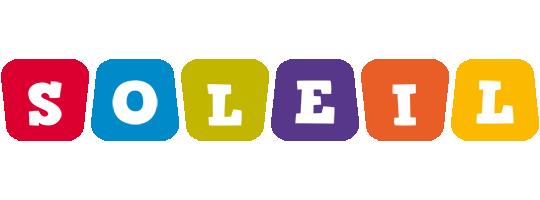 Soleil daycare logo
