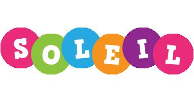 Soleil friends logo